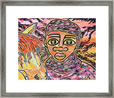Travelers  Framed Print