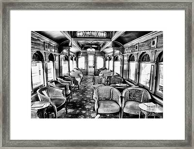 Framed Print featuring the photograph Traveling In Style by Paul W Faust - Impressions of Light