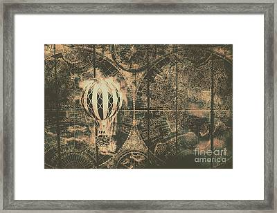 Travelling The Old World Framed Print by Jorgo Photography - Wall Art Gallery