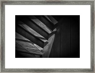 Framed Print featuring the photograph Tread Lightly by Tim Nichols