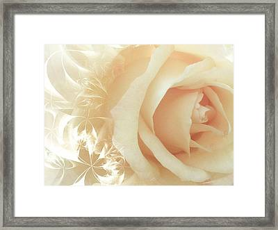 Tread Softly Framed Print