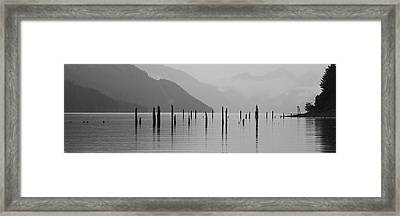 Treadwell Framed Print by Ed Boudreau