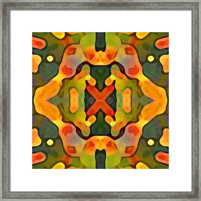 Treasure Framed Print by Amy Vangsgard
