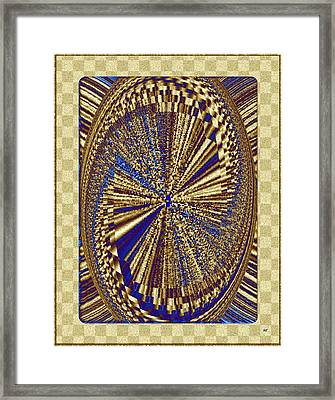 Treasure Trove Beyond Framed Print by Will Borden