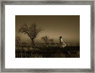 Tree Harmony Framed Print