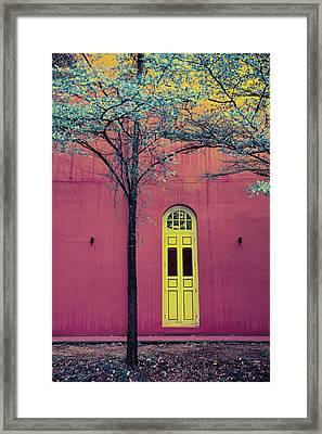 Tree House Framed Print by Cho Me