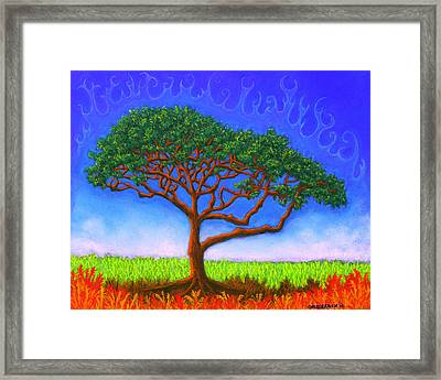 Tree Of Life 01 Framed Print