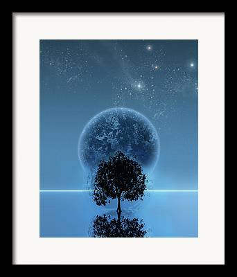 Nebulae Framed Prints