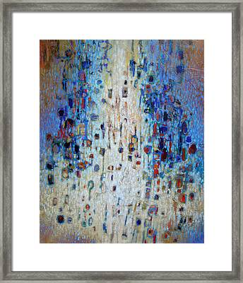 Tree Of Life II Framed Print by Dale  Witherow