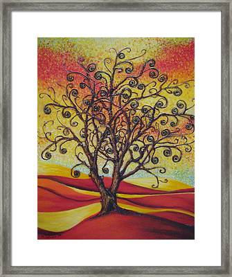 Tree Of Life Framed Print