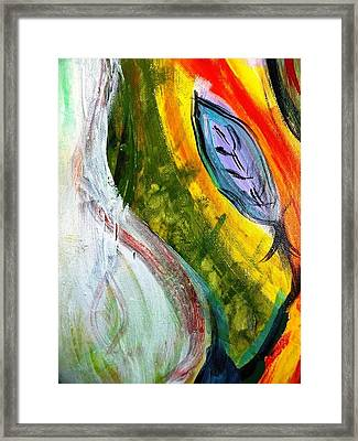 Tree Spirit  Framed Print by Amy Drago