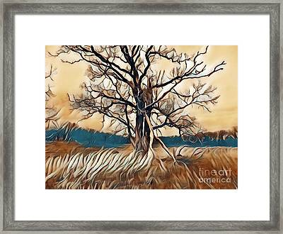 Tree1 Framed Print