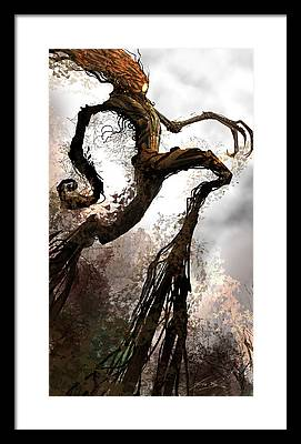 Ent Framed Prints