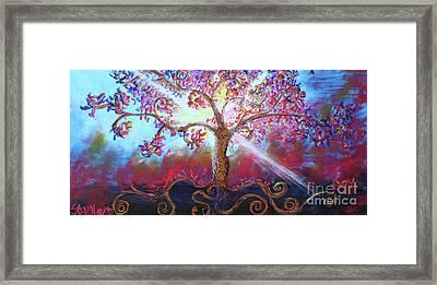 Treevelation Framed Print