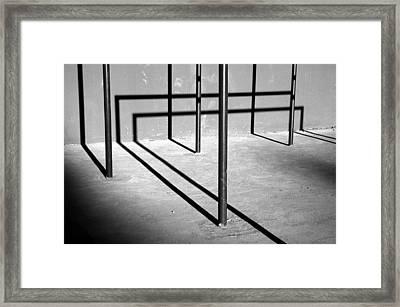 Triad 2004 1 Of 1 Framed Print
