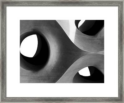 Triarchy Framed Print