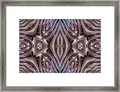 Trias Framed Print by John Edwards