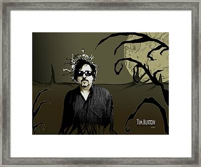 Tribute Framed Print by Josh Burns