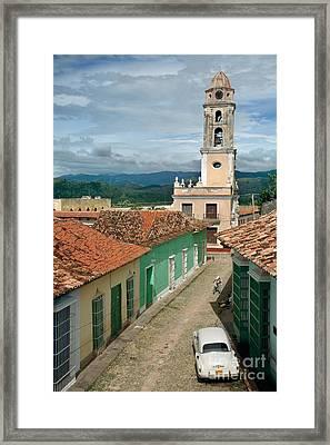 Trinidad - Cuba Framed Print