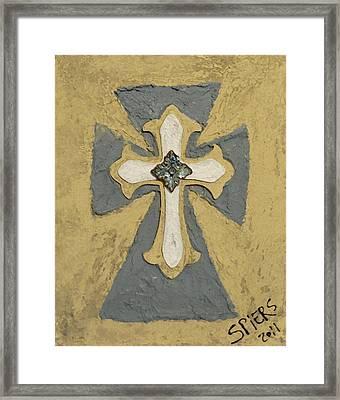 Trinity Framed Print by Amanda  Sanford