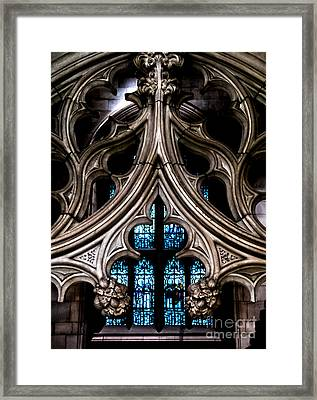 Trinity Church Chapel Framed Print