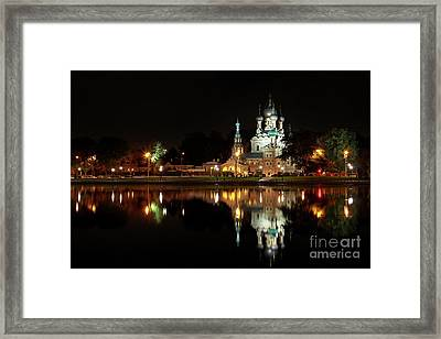 Trinity Church Framed Print