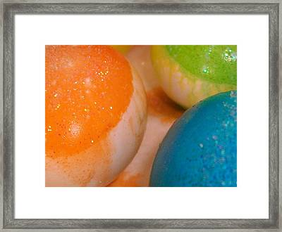 Trio Framed Print by LDPhotography Stephanie Armstrong