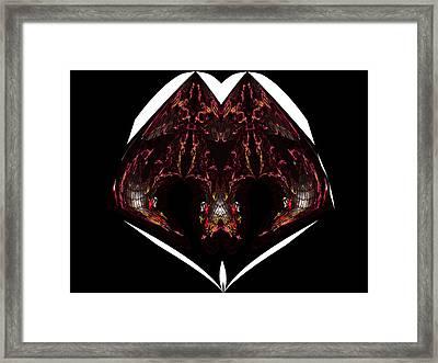 Triolo Framed Print