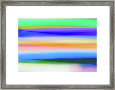 Trip Seat No. 2 Framed Print