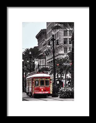 Nola Framed Prints