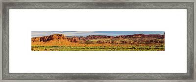 Tropic Framed Print