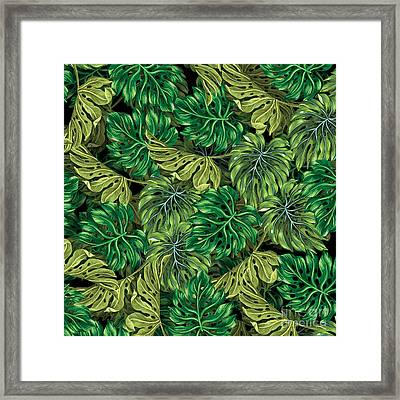 Tropical Haven 2 Framed Print by Mark Ashkenazi