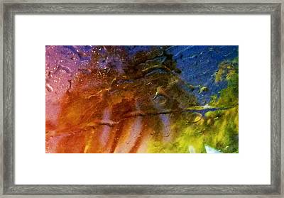 Tropical Low #4 Framed Print