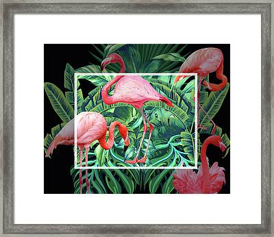 Tropical Mood  Framed Print