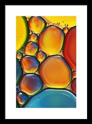 Abstracted Photographs Framed Prints