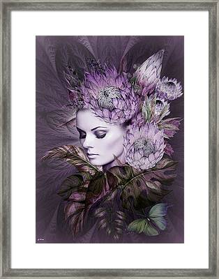 Tropical Passion 002 Framed Print
