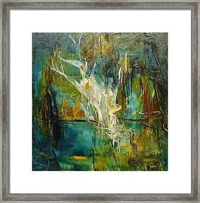 Tropical Rhythms Framed Print