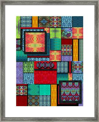 Tropicali 1 Framed Print by Sue Duda