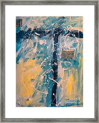 Tropicana Bird 03 Framed Print by Gallery Messina
