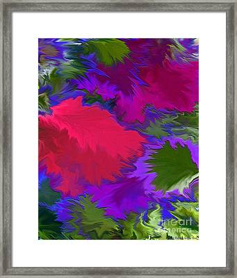 Framed Print featuring the photograph Tropicana by Patricia Griffin Brett