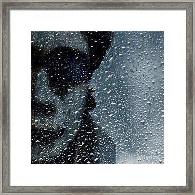 Troubles Framed Print