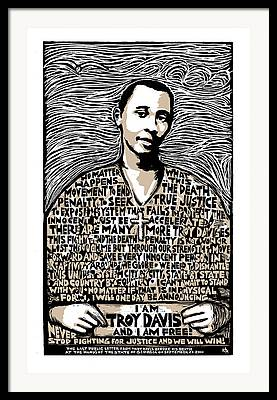 Abolition Mixed Media Framed Prints