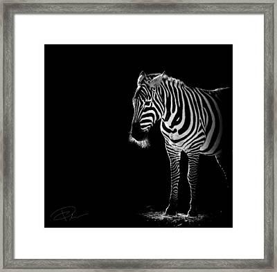 Troy Framed Print by Paul Neville