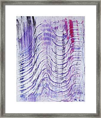 True And Certain Framed Print