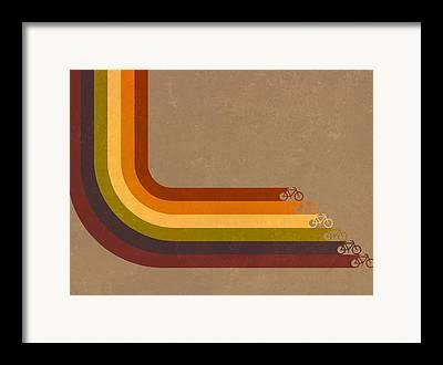 Vector Framed Prints