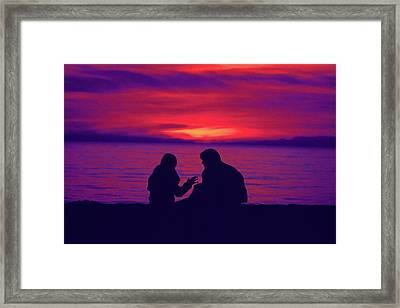 True Confessions Framed Print