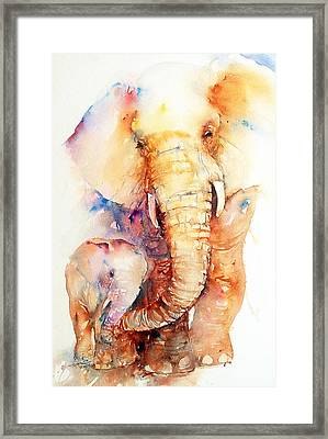 True Love Framed Print by Arti Chauhan