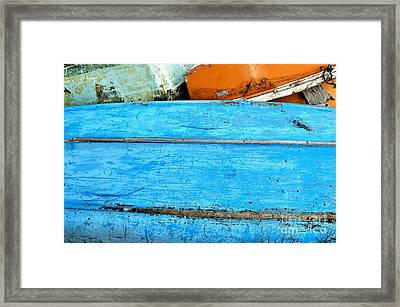 True Sailing Framed Print