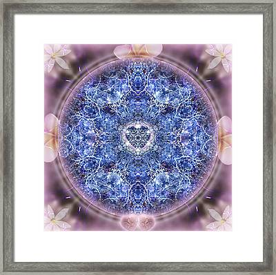 Trust Framed Print by Alicia Kent