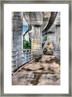 Trust Me Framed Print by JC Findley